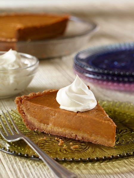 Udi's Gluten-Free Snickerdoodle Pumkin Pie
