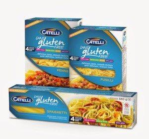 Catelli Gluten Free, Group Product Shot