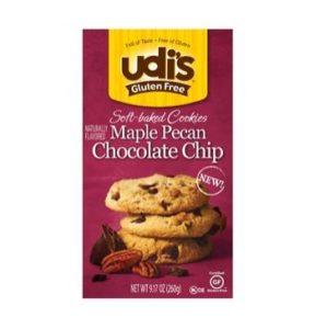 udis maple pecan chip cookies